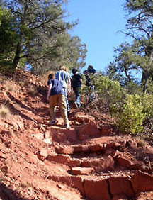 Adventure and beauty greet you on a Sedona hike
